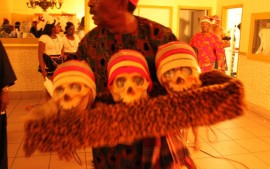 2013 Cultural Night Celebration
