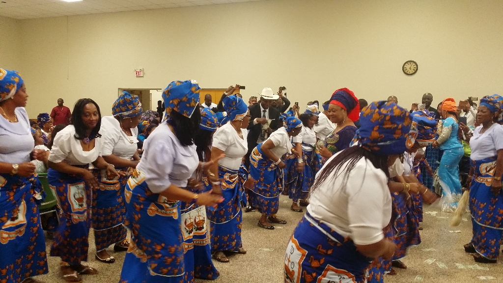 2016 Igbo Church Mothers day in Toronto