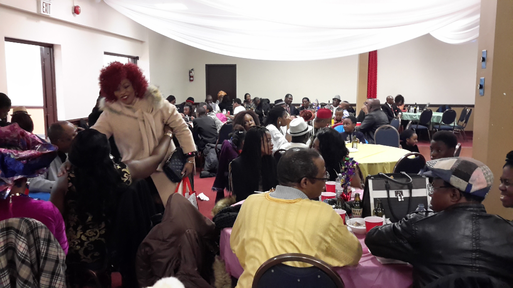 Igbo Union events