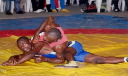 Igbo wrestling