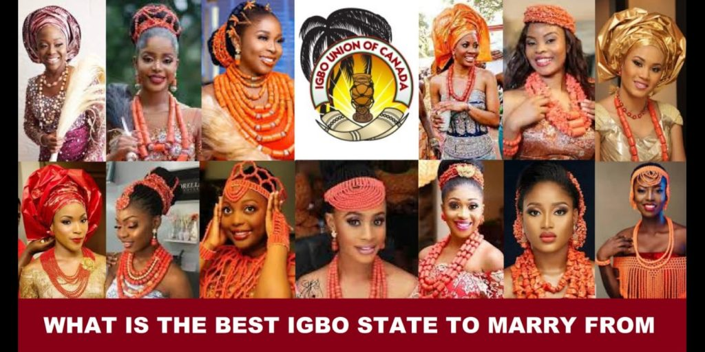 Best Igbo State to marry